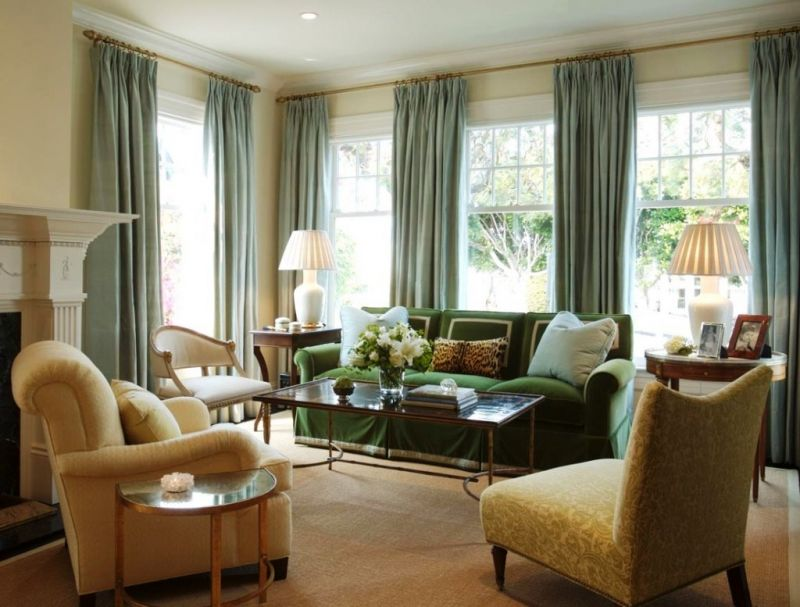 The best curtains for living room