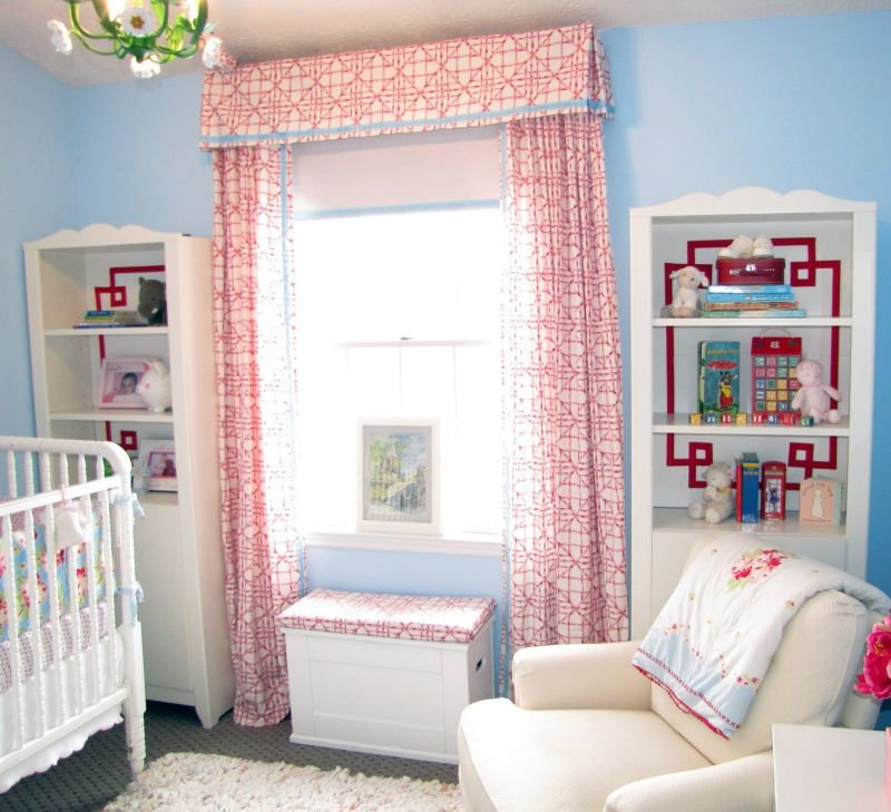 Black out curtains for nursery